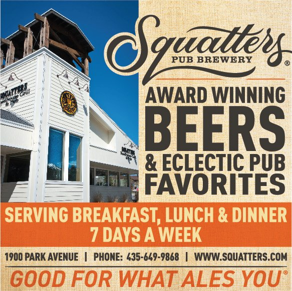 Squatters Craft Beer